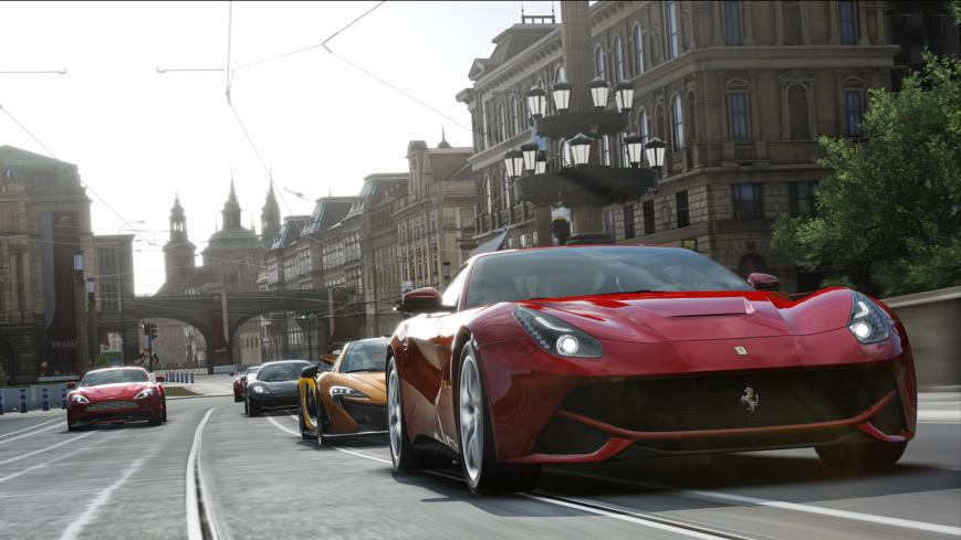 Illustration de l'article sur Forza Motorsport 5