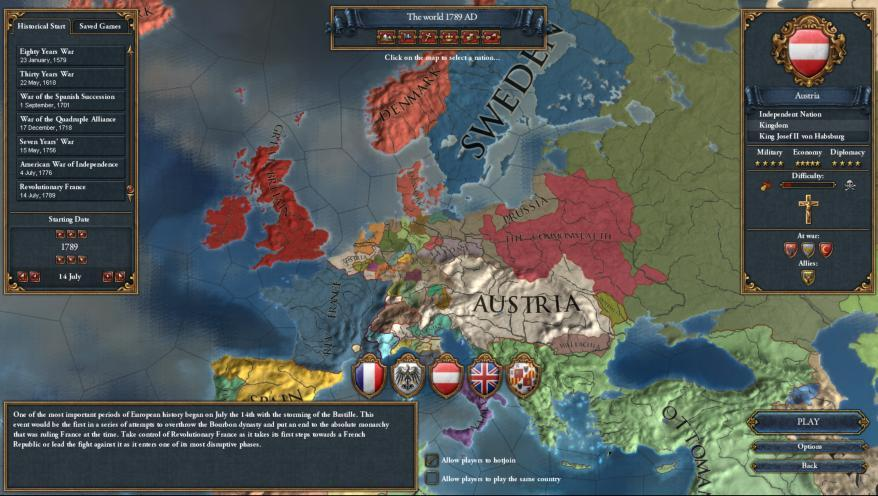 Illustration de l'article sur Europa Universalis IV