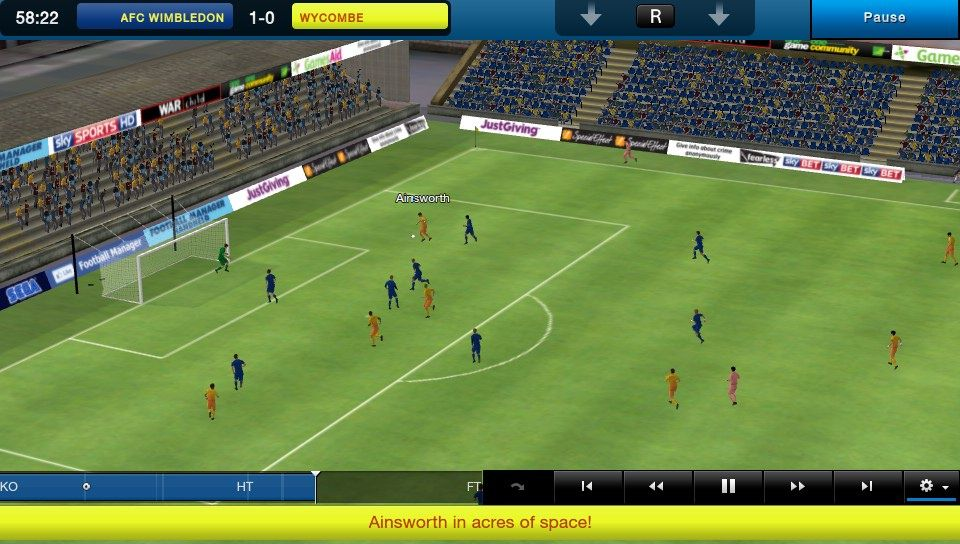 Illustration de l'article sur Football Manager Classic 2014 arrive sur PS Vita