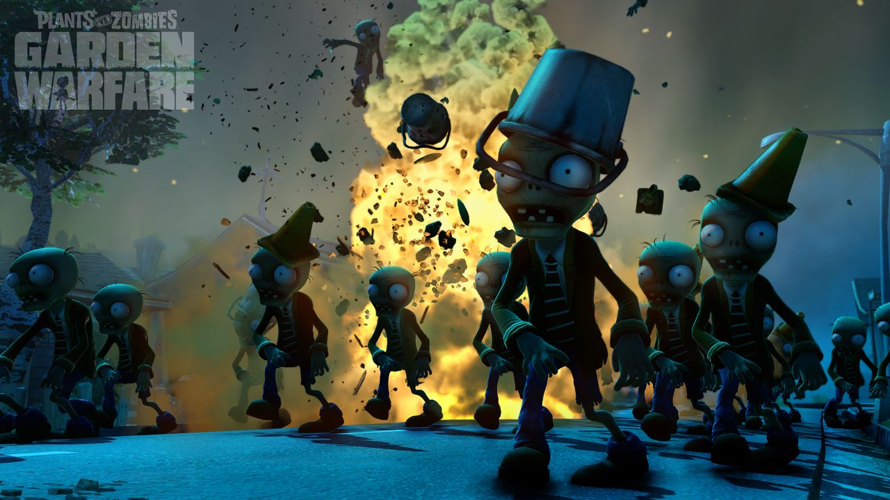 Illustration de l'article sur Plants vs. Zombies Garden Warfare
