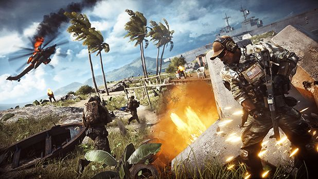 Illustration de l'article sur Battlefield 4 : Naval Strike  est enfin disponible !