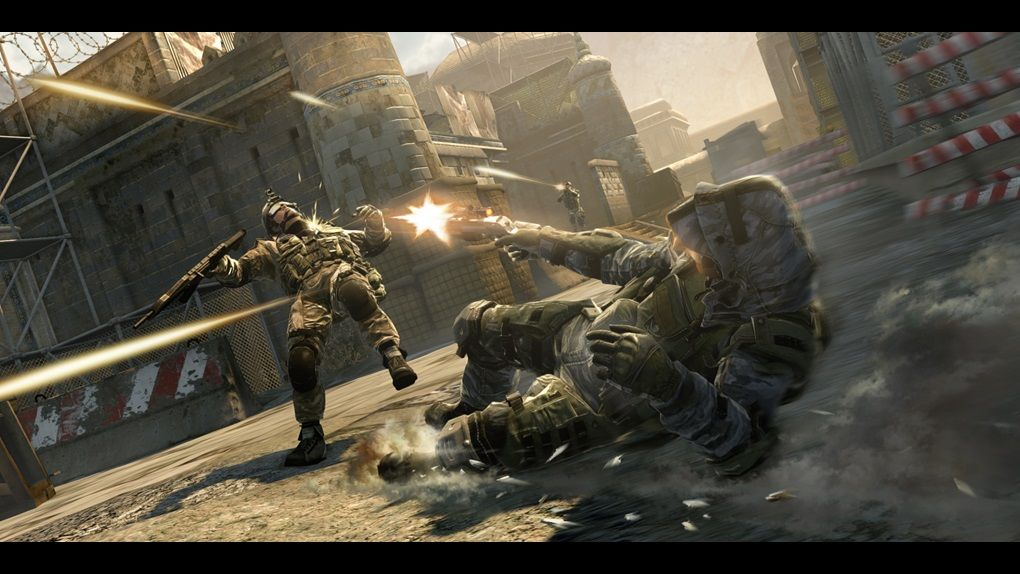 Illustration de l'article sur Warface Xbox 360 Edition est disponible