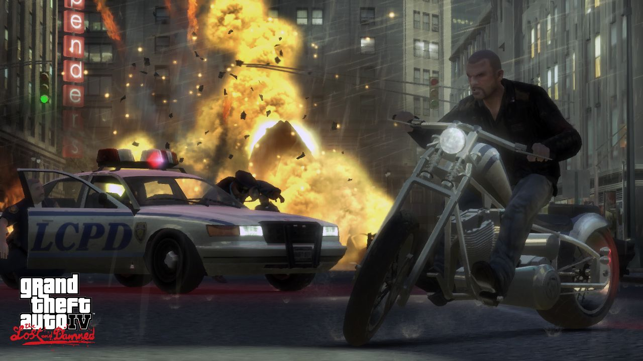 Illustration de l'article sur Grand Theft Auto : Episodes From Liberty City