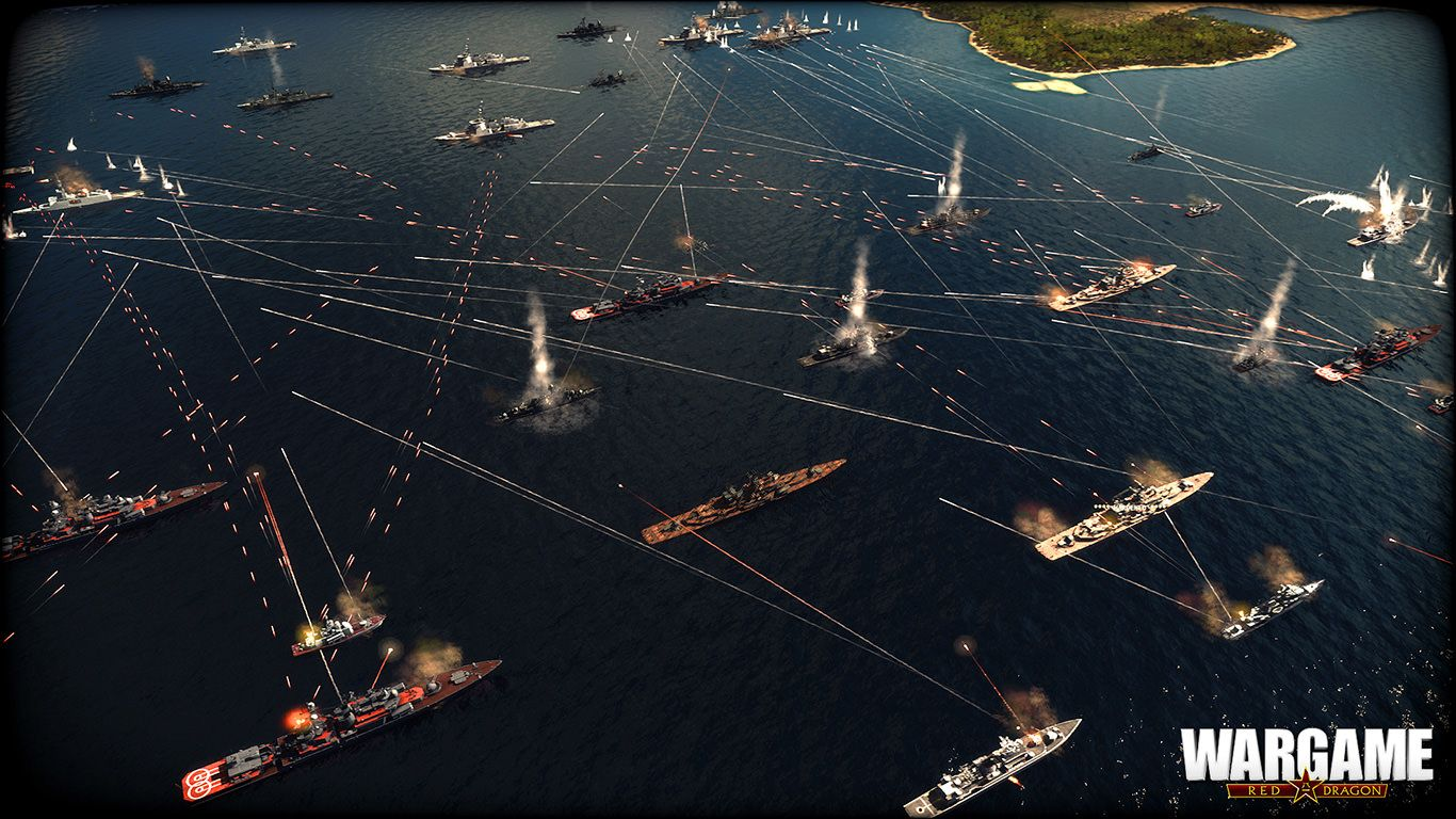Illustration de l'article sur Wargame : Red Dragon