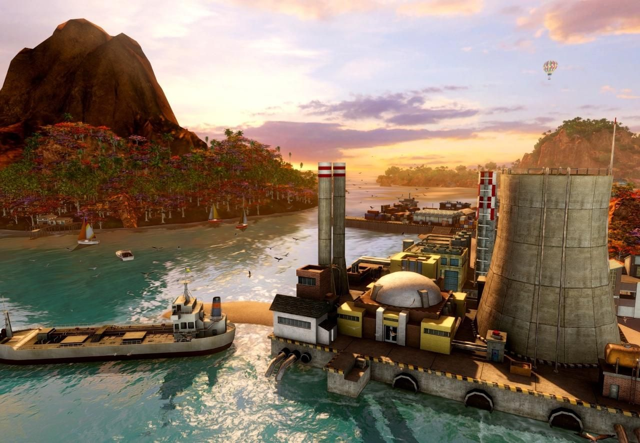 Illustration de l'article sur Tropico 4