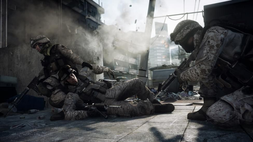Illustration de l'article sur Battlefield 3