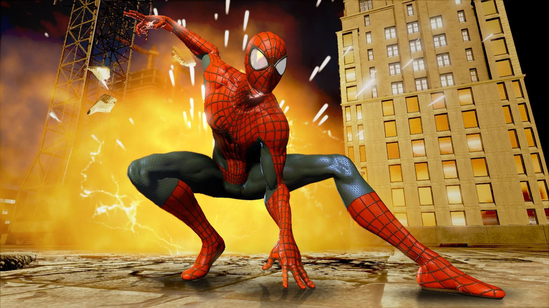 Illustration de l'article sur The Amazing Spider-Man 2 est disponible !