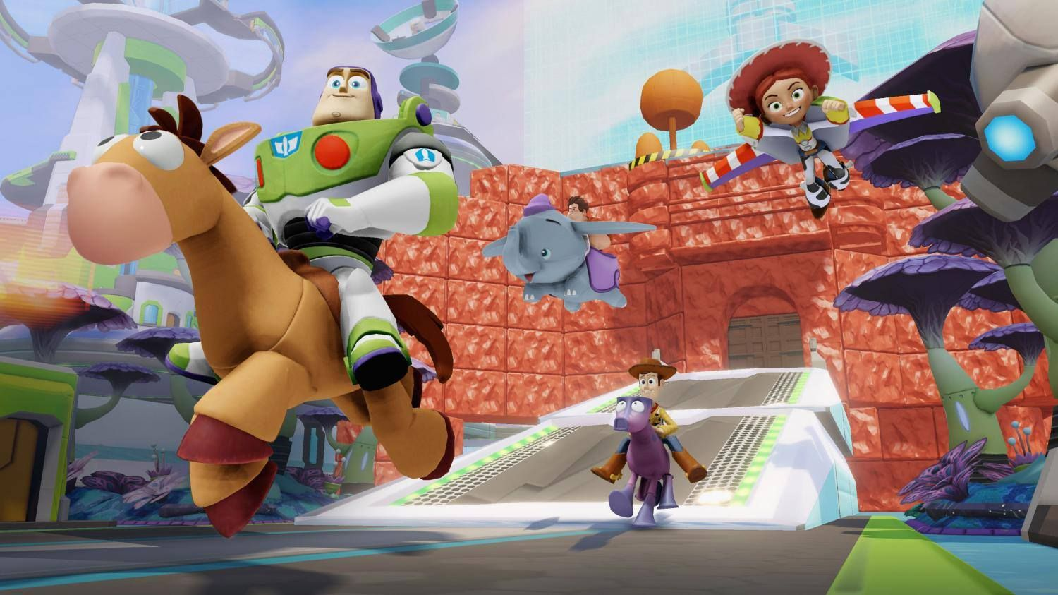 Illustration de l'article sur DISNEY INFINITY revient !