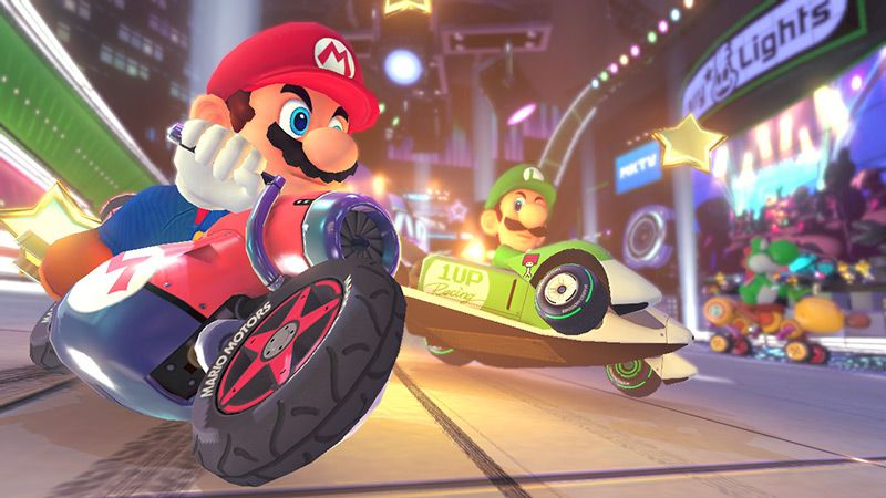 Illustration de l'article sur Remportez la Wii U et un pack collector Mario Kart 8