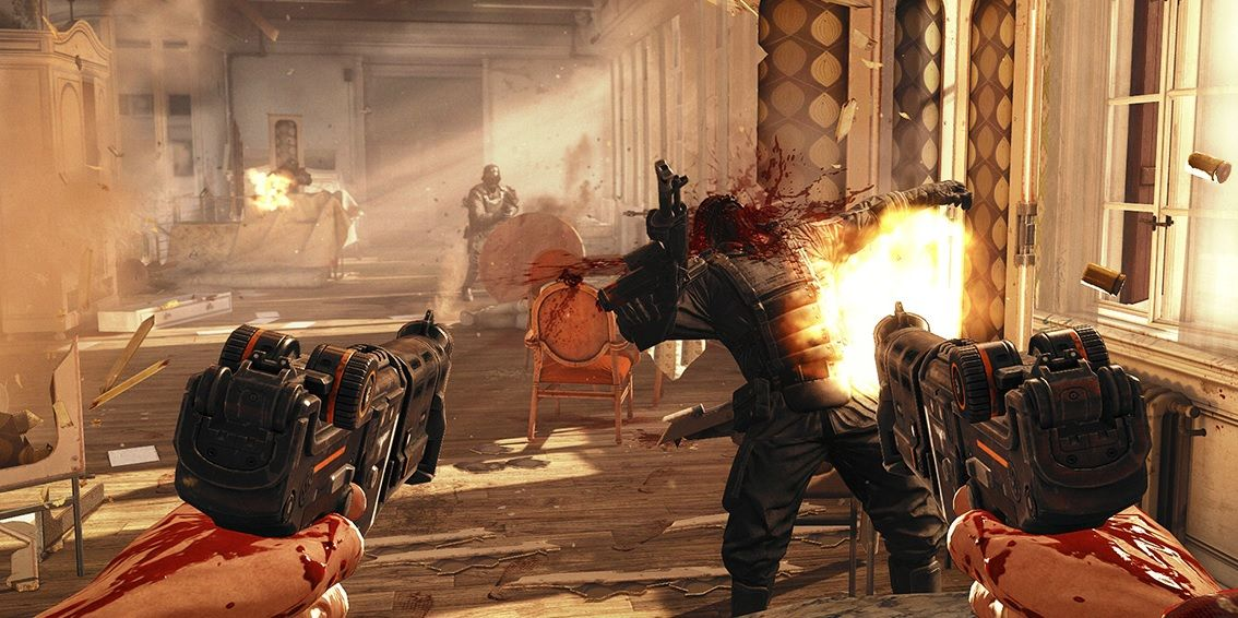 Illustration de l'article sur  Wolfenstein: The New Order la bande-annonce de lancement