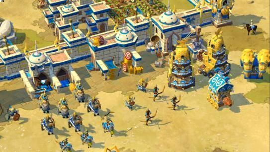 Illustration de l'article sur Age of Empires Online