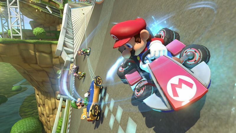 Illustration de l'article sur Le million pour Mario Kart 8