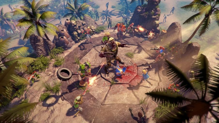 Illustration de l'article sur Preview : Dead Island Epidemic