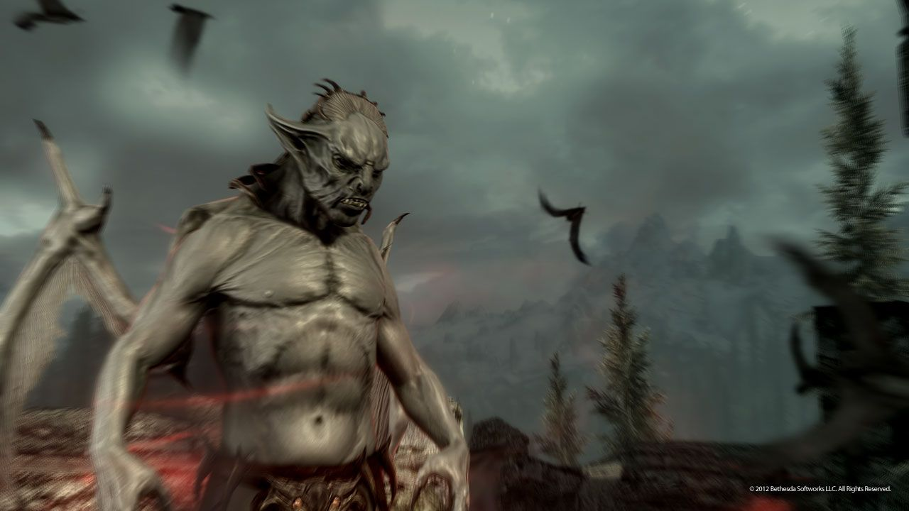 Illustration de l'article sur The Elder Scrolls V : Skyrim