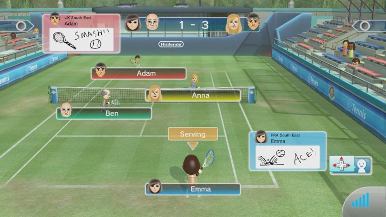 Illustration de l'article sur Wii Sports Club disponible sur Wii U dès le 11 juillet