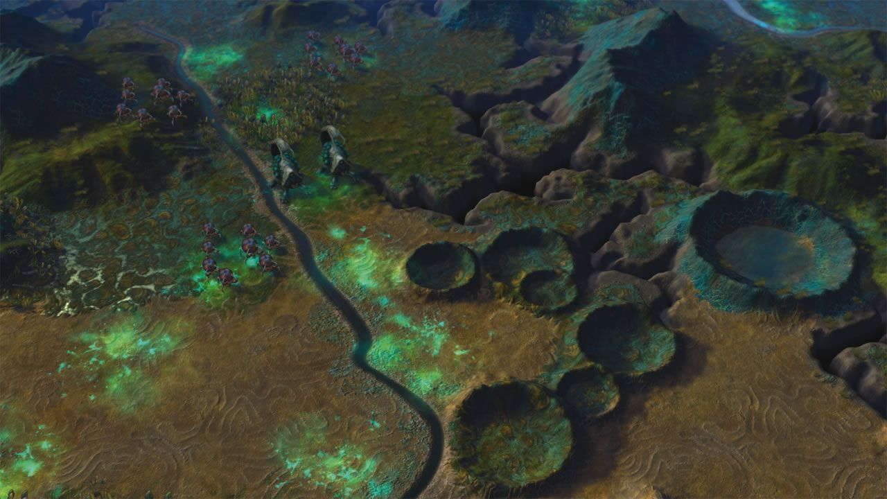 Illustration de l'article sur Sid Meier's Civilization : Beyond Earth en précommande