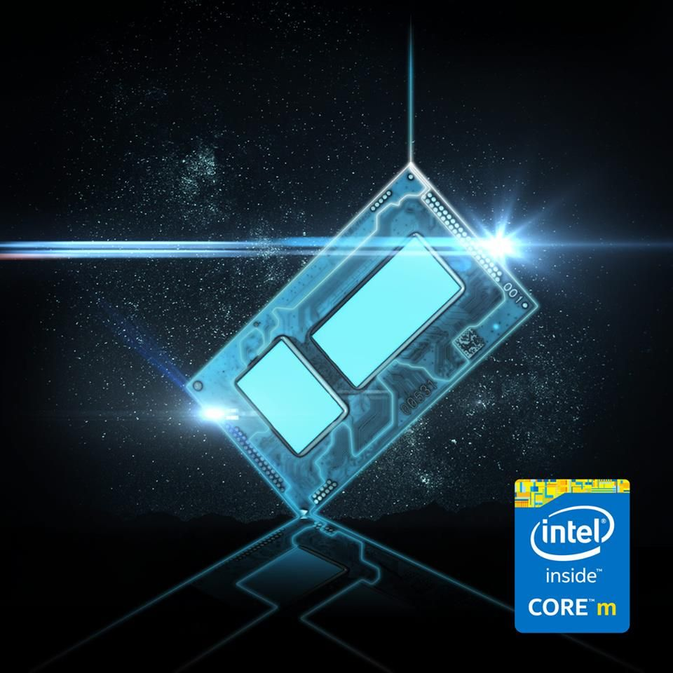 Illustration de l'article sur INTEL lance le processeur Intel Core M
