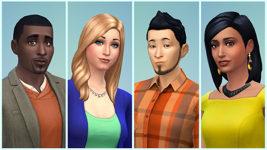 Illustration de l'article sur Les Sims 4