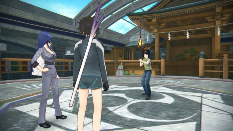 Illustration de l'article sur Akiba's Trip: Undead & Undressed arrive en France en octobre