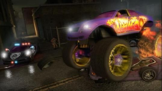 Illustration de l'article sur Saints Row: Gat Out of Hell  nouvelle vidéo