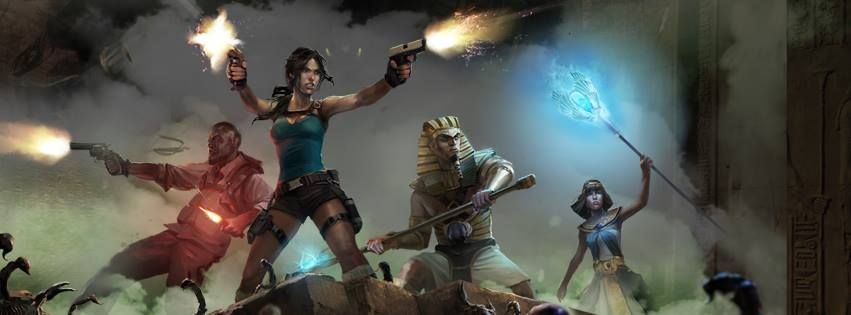 Illustration de l'article sur Lara Croft and the Temple of Osiris arrive le 09 décembre 2014