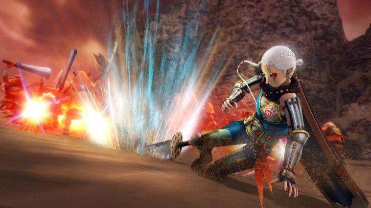 Illustration de l'article sur Hyrule Warriors