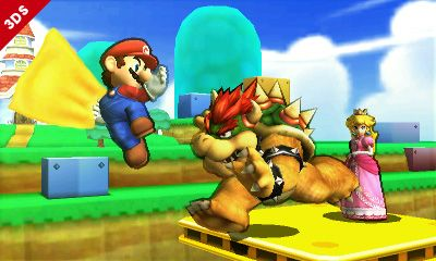Illustration de l'article sur Super Smash Bros. For 3DS