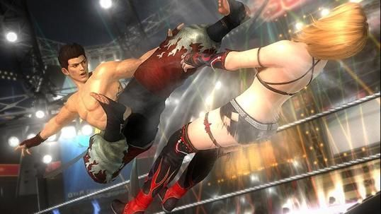 Illustration de l'article sur DEAD OR ALIVE 5 Last Round sortira le 19 février 2015