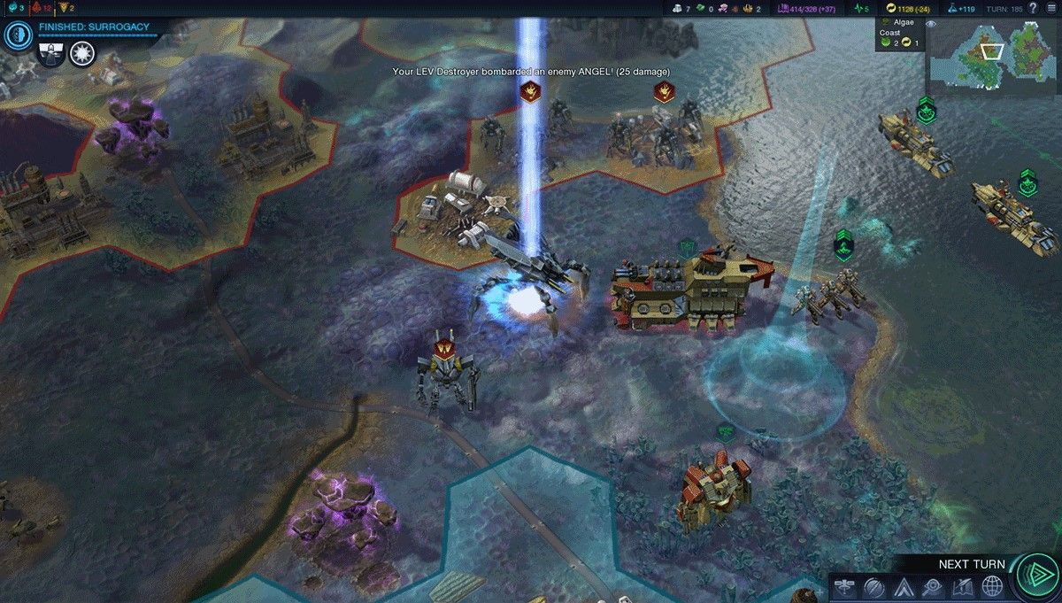 Illustration de l'article sur Sid Meier's Civilization: Beyond Earth est disponible sur PC