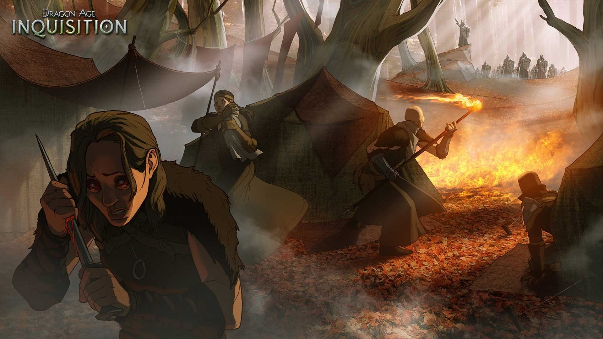 Illustration de l'article sur Dragon Age : Inquisition sortira le 20 novembre