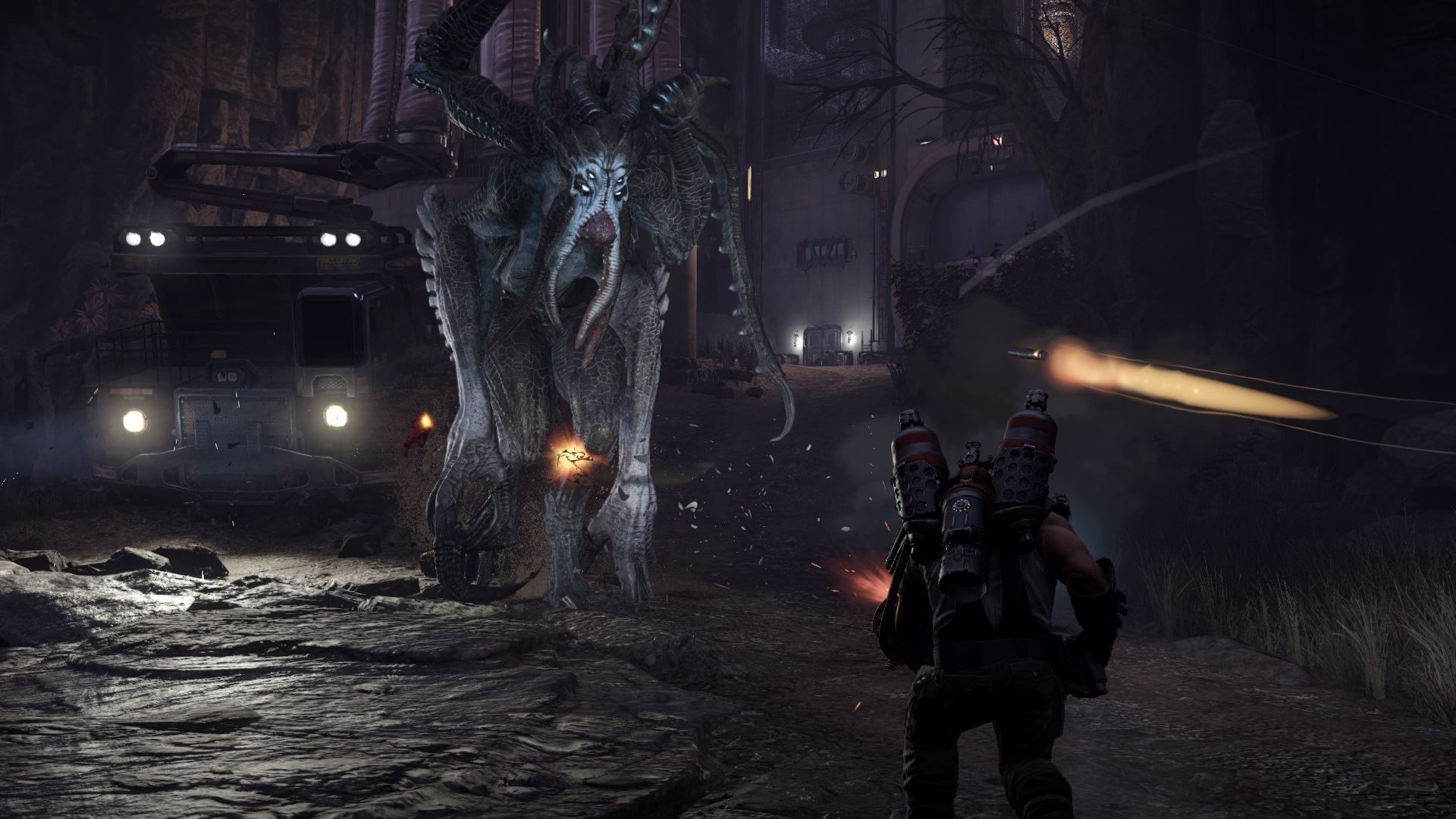 Illustration de l'article sur Evolve sacré Meilleur jeu FPS de la Paris Games Week 2014 !
