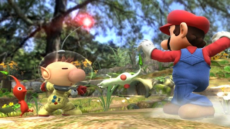 Illustration de l'article sur Super Smash Bros for Wii U