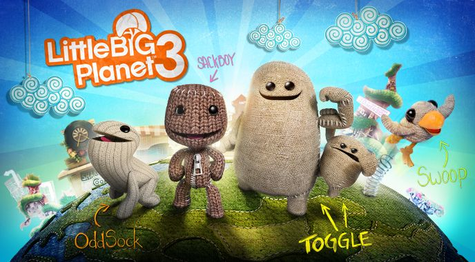 Illustration de l'article sur LittleBigPlanet 3