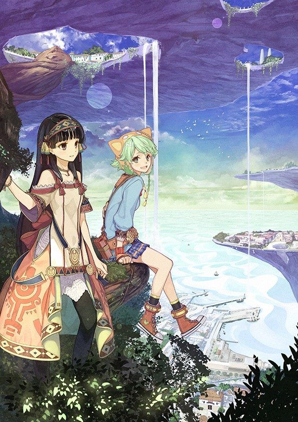 Illustration de l'article sur Atelier Shallie: Alchemists of the Dusk Sea