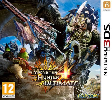 Retrouvez notre TEST :  Monster Hunter 4 Ultimate - 18/20