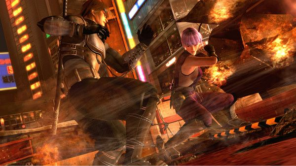 Illustration de l'article sur Dead or Alive 5 : Last Round