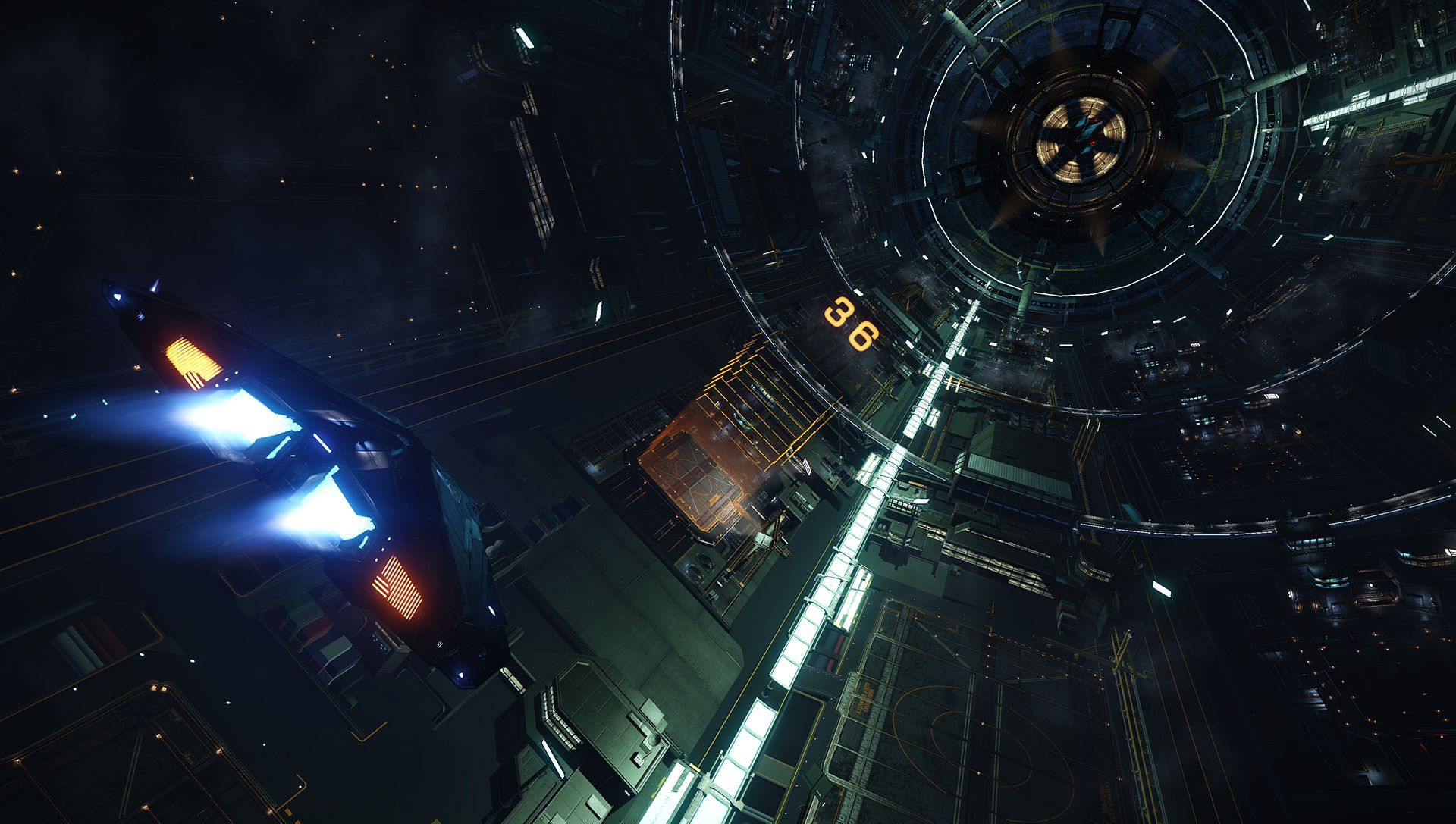 Illustration de l'article sur Elite: Dangerous débarque sur Xbox One