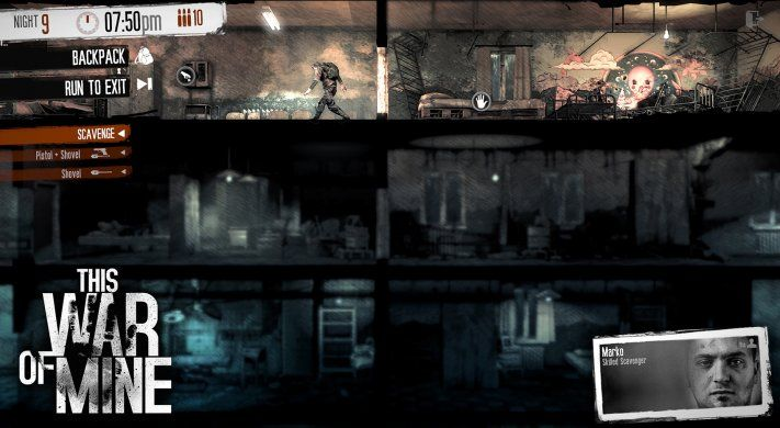 Illustration de l'article sur This War of Mine