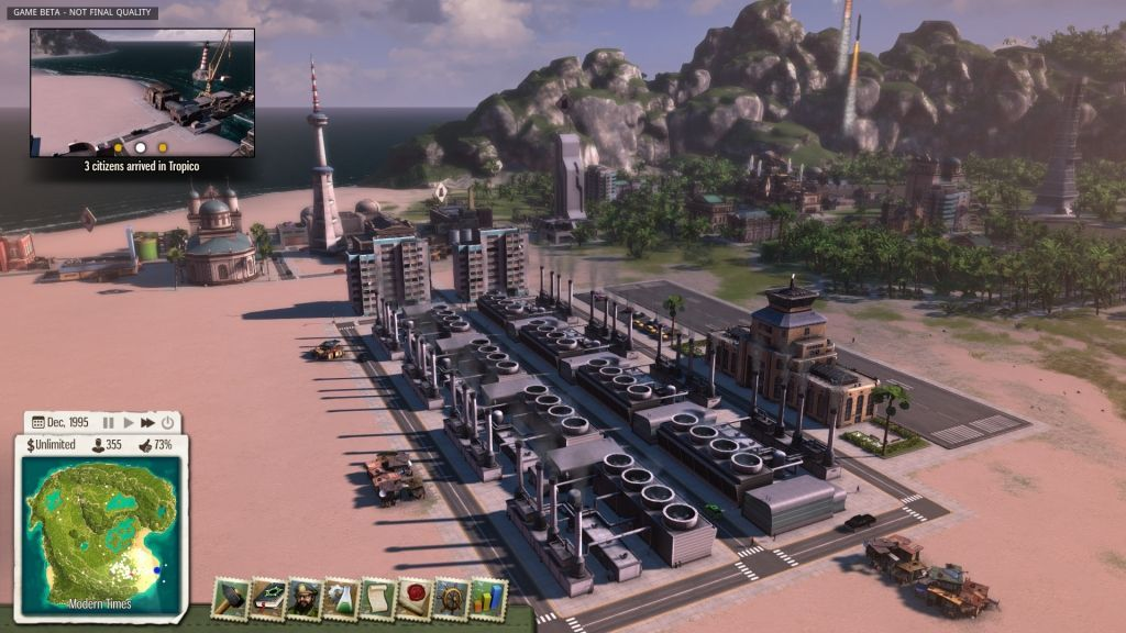 Illustration de l'article sur Tropico 5 - Edition Day One PS4