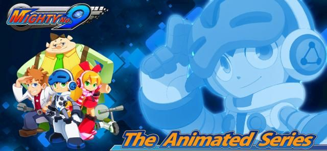 Illustration de l'article sur Mighty No. 9  sortira le 18 septembre 2015