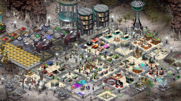 Illustration de l'article sur Space Colony : Steam Edition