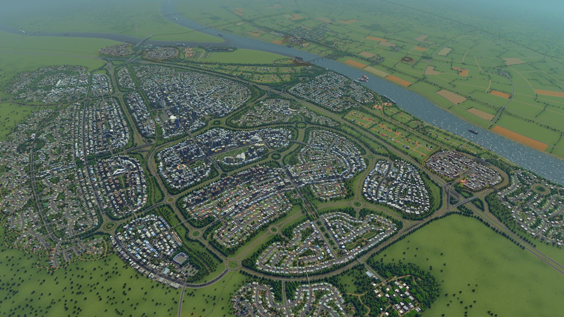 Illustration de l'article sur Cities : Skylines