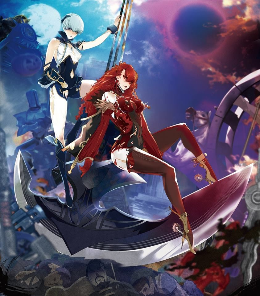 Illustration de l'article sur DECEPTION IV: the Nightmare Princess