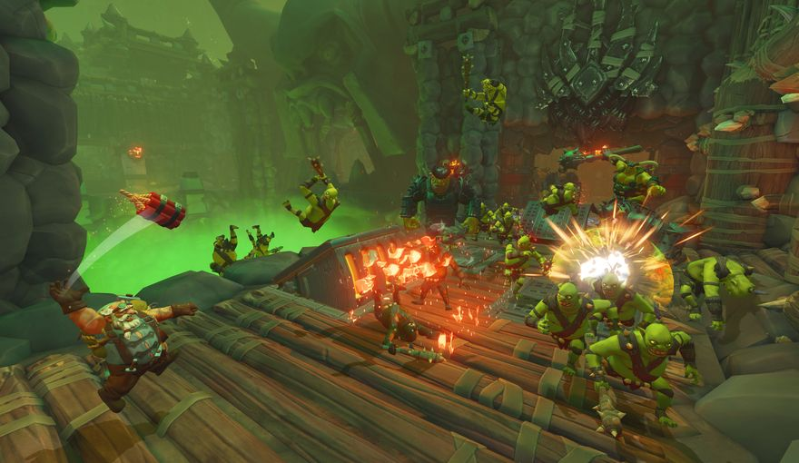 Illustration de l'article sur Orcs Must Die ! Unchained [Version BETA]