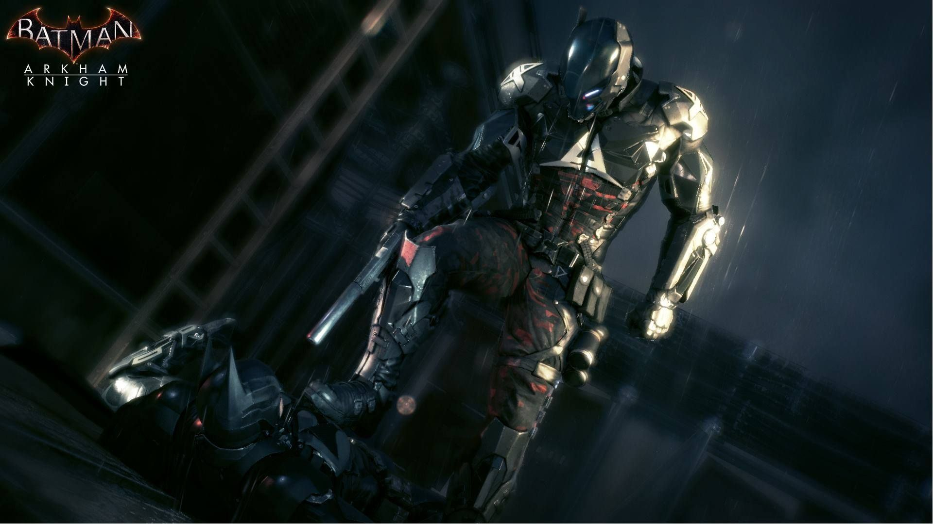 Illustration de l'article sur Batman Arkham Knight