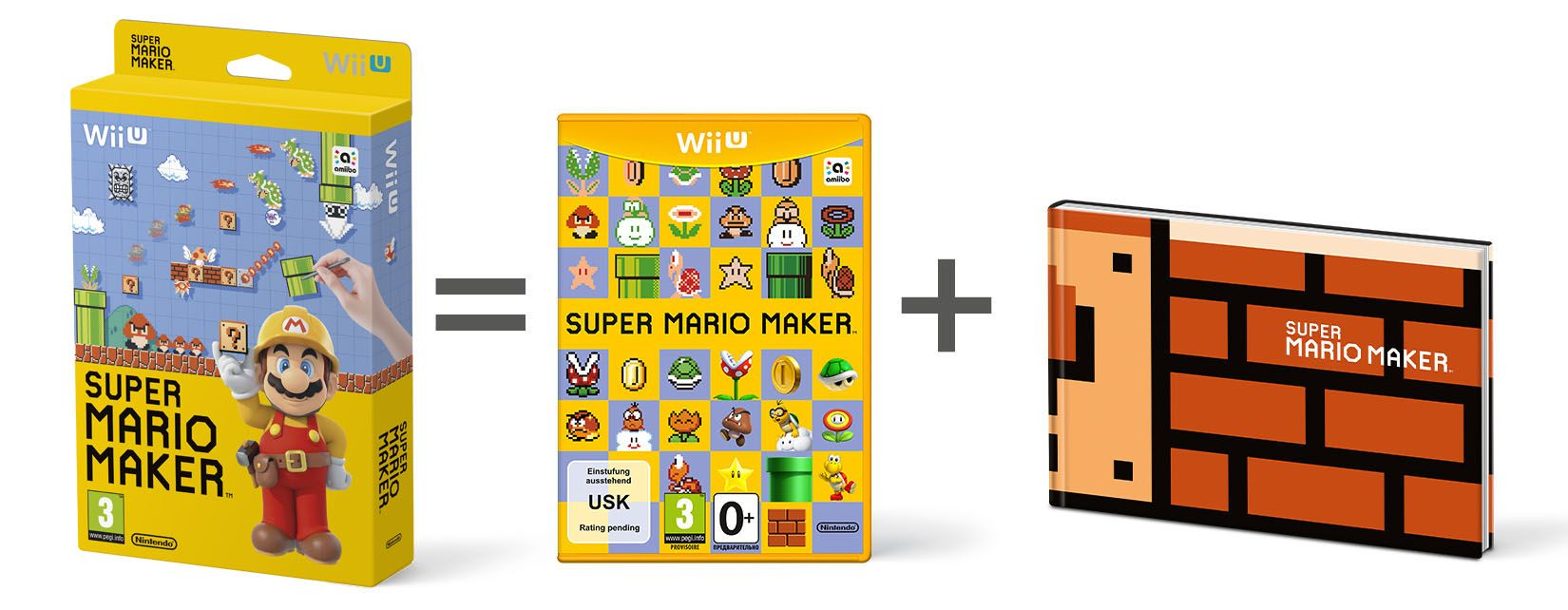 Illustration de l'article sur Du nouveau pour Super Mario Maker et  Animal Crossing