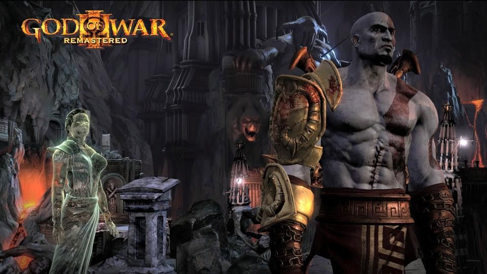 Illustration de l'article sur God of War III Remastered