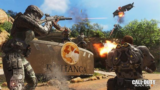 Illustration de l'article sur Beta multijoueur de Call of Duty : Black Ops III