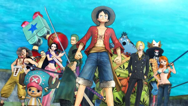 Illustration de l'article sur One Piece : Pirate Warriors 3