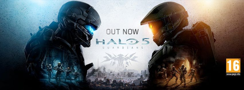 Illustration de l'article sur Halo 5: Guardians est disponible sur Xbox One